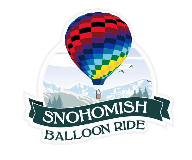 Snohomish Hot Air Balloon Ride