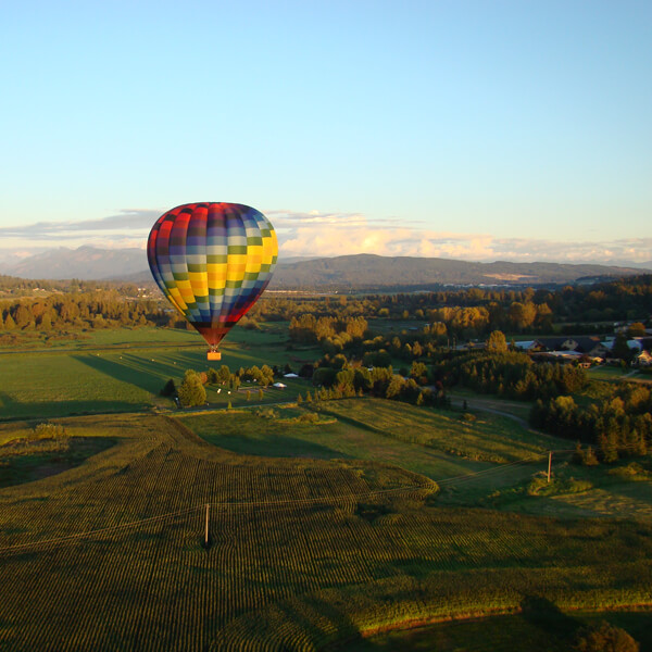 Snohomish Hot Air Balloon Rides